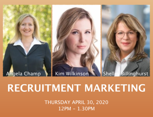 Recruitment Marketing – The Recording