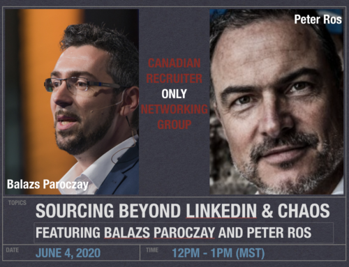 Sourcing Beyond LinkedIn  & Chaos – The Recordings